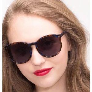 Accessories - NWOT Blue Floral Vapor Prescription Sunglasses